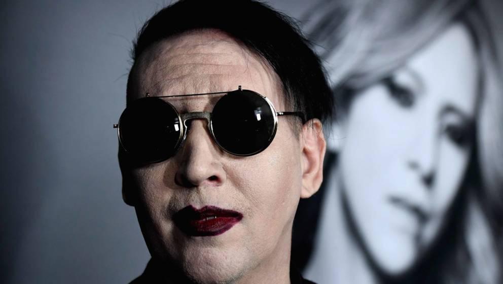 Marilyn Manson wird des Groomings beschuldigt