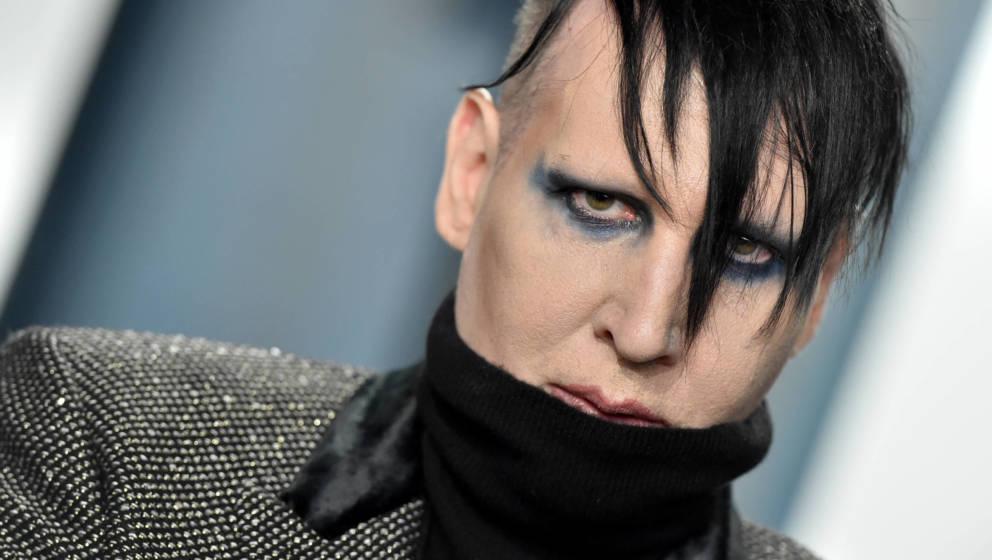 Marilyn Manson steht unter starkem Verdacht, fünf Frauen emotional und sexuell missbraucht zu haben.