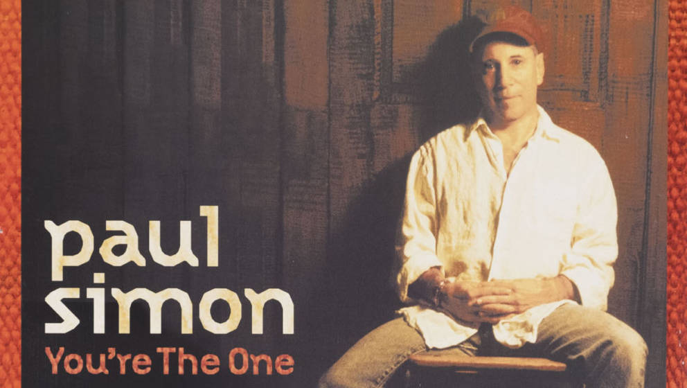 """Cover von Paul Simons """"You'Re The One"""""""