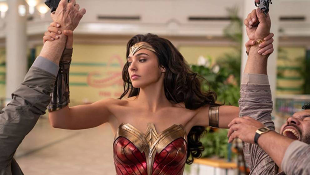 """Szene aus """"Wonder Woman 1984"""""""