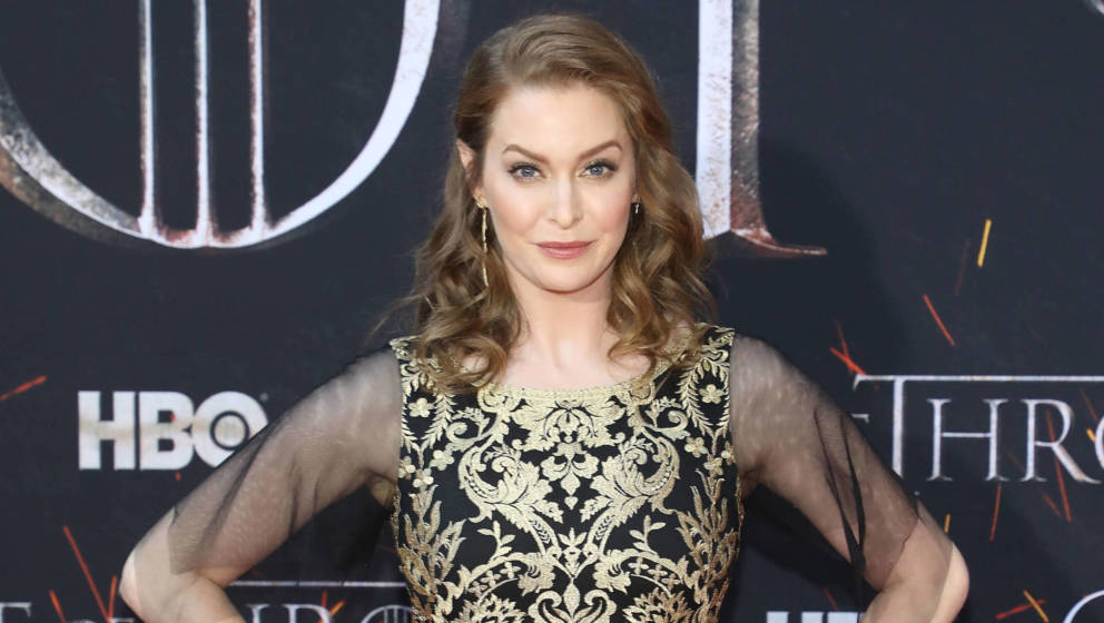 "Esmé Bianco bei der Premiere der achten Staffel von ""Game of Thrones"" in New York, 2019."