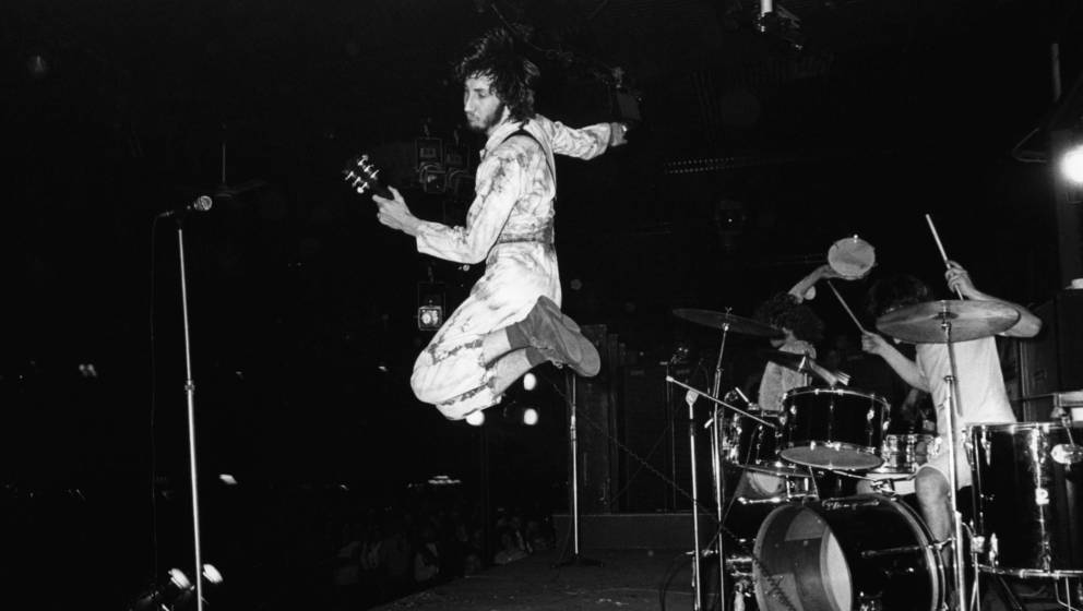 Mit vollem Körpereinsatz: The Who live 1970