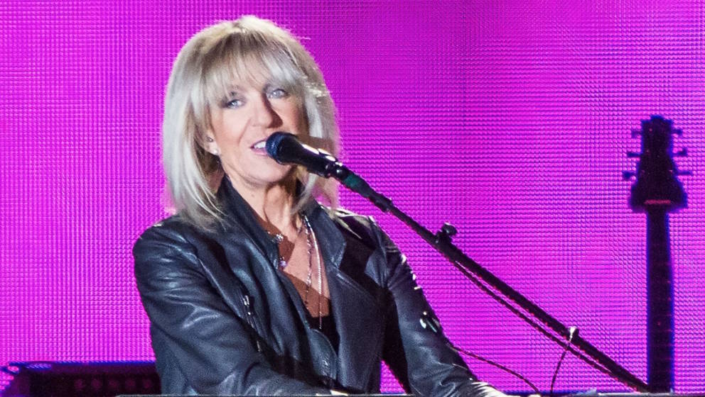 SEATTLE, WA - NOVEMBER 20:  Christine McVie of Fleetwood Mac performs at the Tacoma Dome on November 20, 2014 in Tacoma, Wash