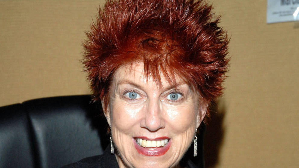 Marcia Wallace 2007 in New Jersey.