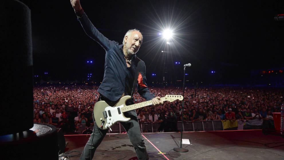 Pete Townshend von The Who