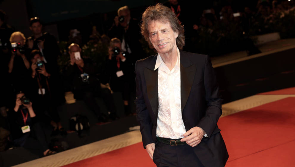 Mick Jagger bei den 76. Filmfestspielen in Venedig