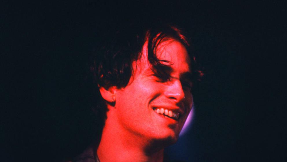 Jeff Buckley, Pacific Club, Antwerpen, Belgium, 21/09/1994. (Photo by Gie Knaeps/Getty Images)