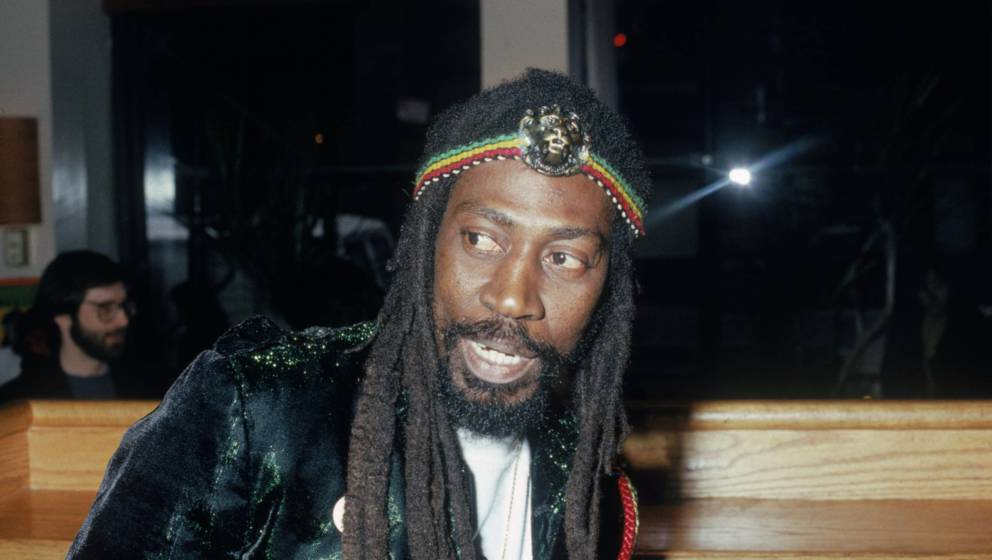 Bunny Wailer im Jahr 1975