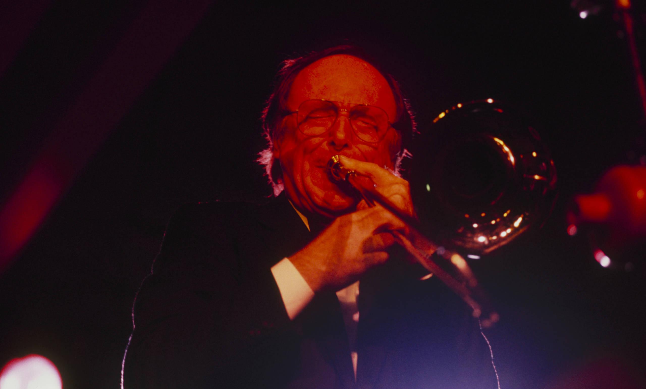 Jazz-Posaunist und Rock-Inspirator Chris Barber ist tot
