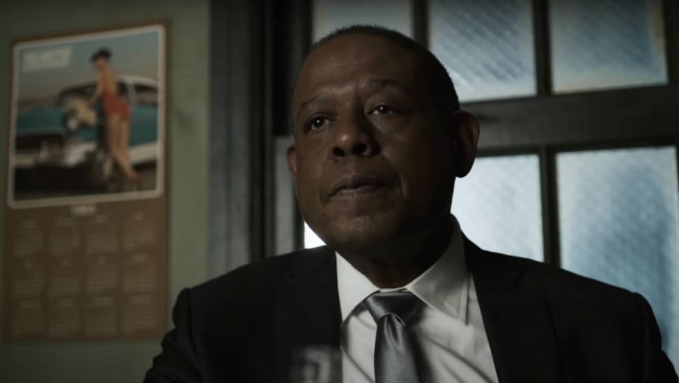 Forest Whitaker in 'Godfather of Harlem'.