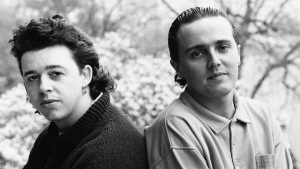 Curt Smith und Roland Orzabal von Tears For Fears 1985