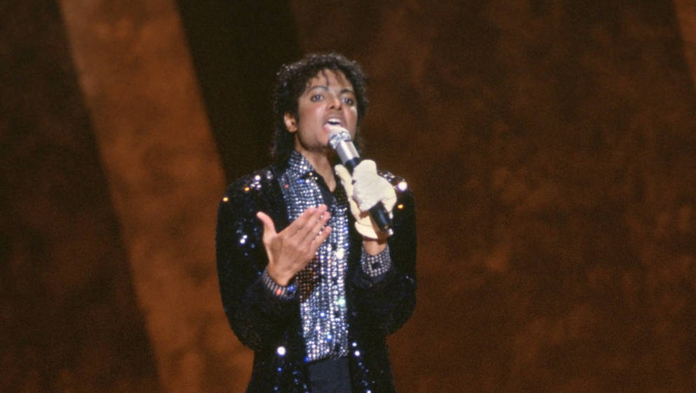 MOTOWN 25 -- YESTERDAY, TODAY, FOREVER -- Air Date 05/16/1983 -- Pictured: Michael Jackson  (Photo by Paul Drinkwater/NBCU Ph