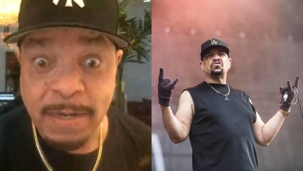 Ice-T gewinnt Grammy