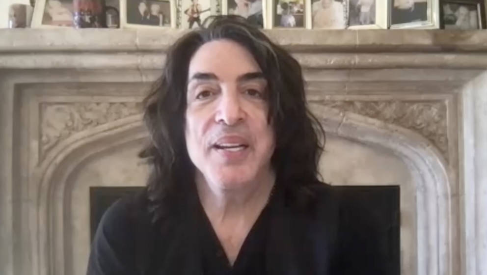 Paul Stanley im Video-Interview über Paul Stanleys Soul Station.