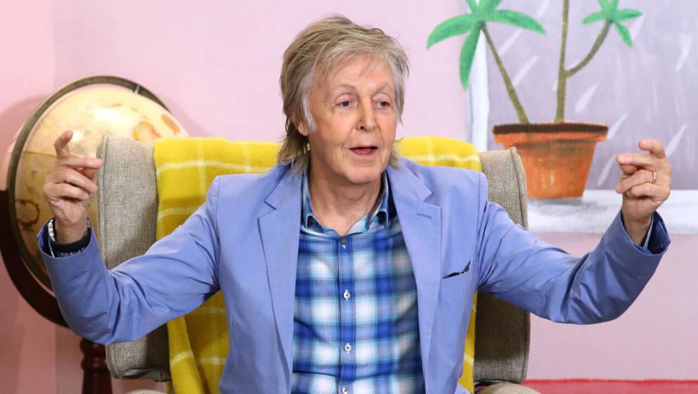Paul McCartney erzählt wieder vom Grandude