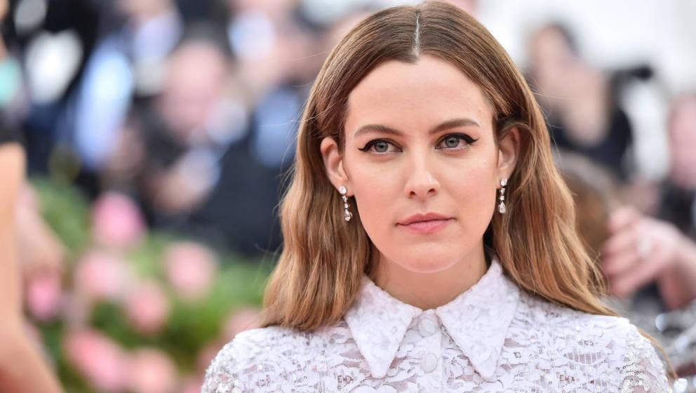 Riley Keough besucht die Met Gala im Metropolitan Museum of Art am 06. Mai 2019 in New York City.