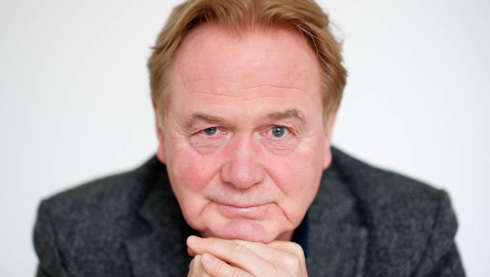 Sänger und Produzent Klaus Hoffmann