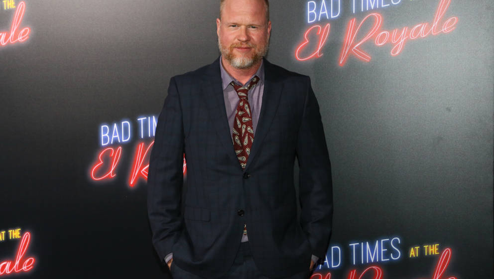 HOLLYWOOD, CA - SEPTEMBER 22:  Joss Whedon arrives to the premiere of 20th Century FOX's 'Bad Times At The El Royale' at TCL