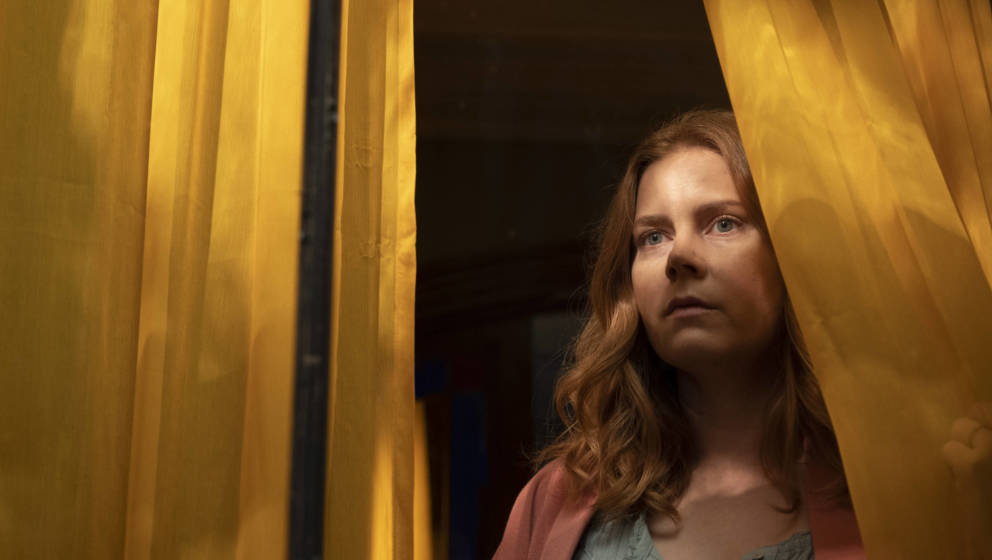 Spielt im Netflix-Film 'The Woman in the Window' die Hauptrolle: Amy Adams.