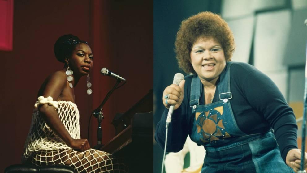 Nina Simone und Etta James