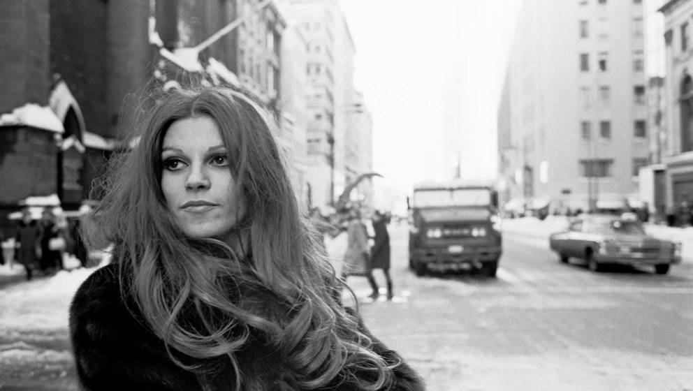 Milva 1969, in New York City