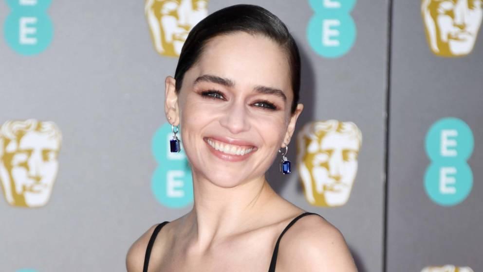 Emilia Clark bei den EE British Academy Film Awards in der Royal Albert Hall im Februar 2020 in London.