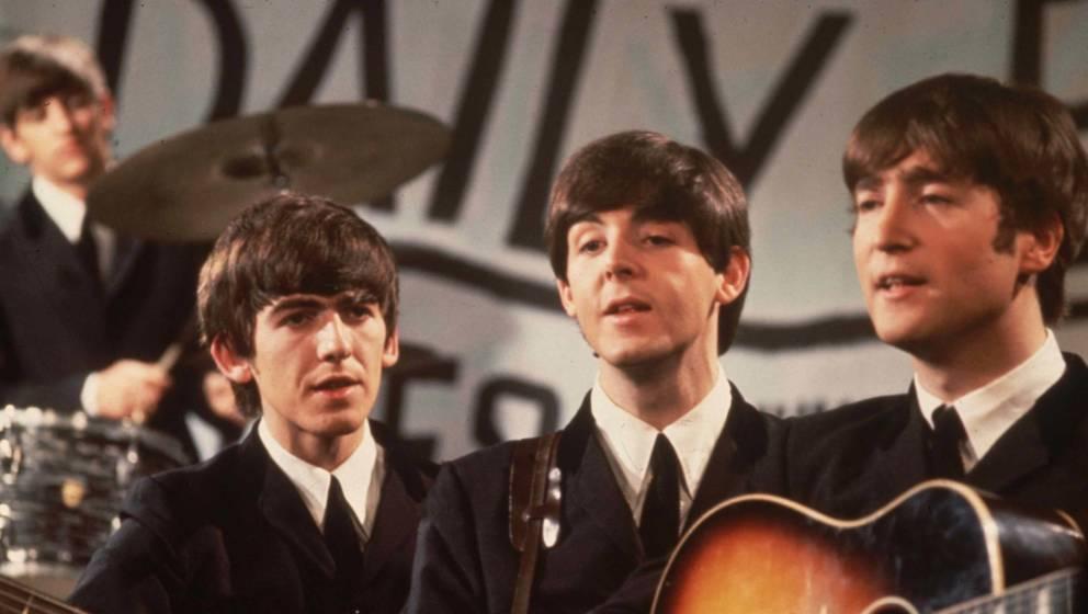 Die Beatles live 1963