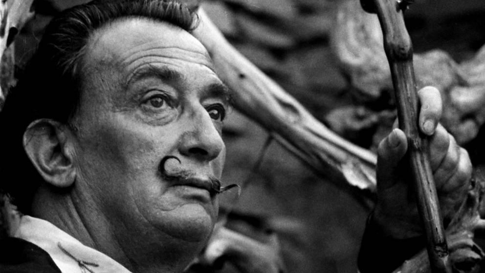 Salvador Dali, 1962
