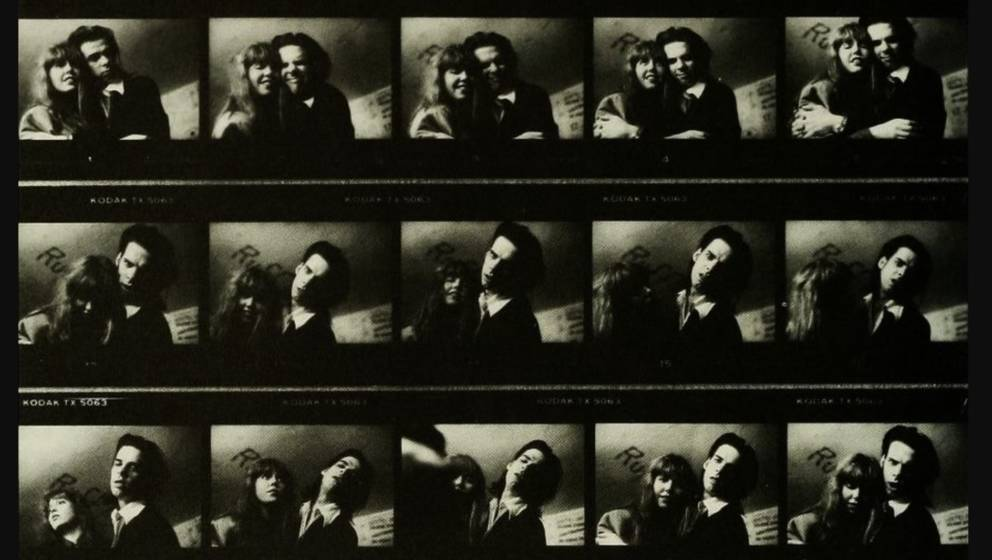 Anita Lane und Nick Cave. Screenshot Youtube, Birthdayparty
