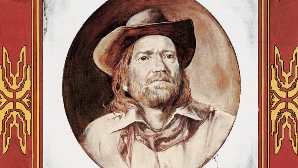 """Cover-Artwork zu Willie Nelsons """"Red Headed Stranger"""""""