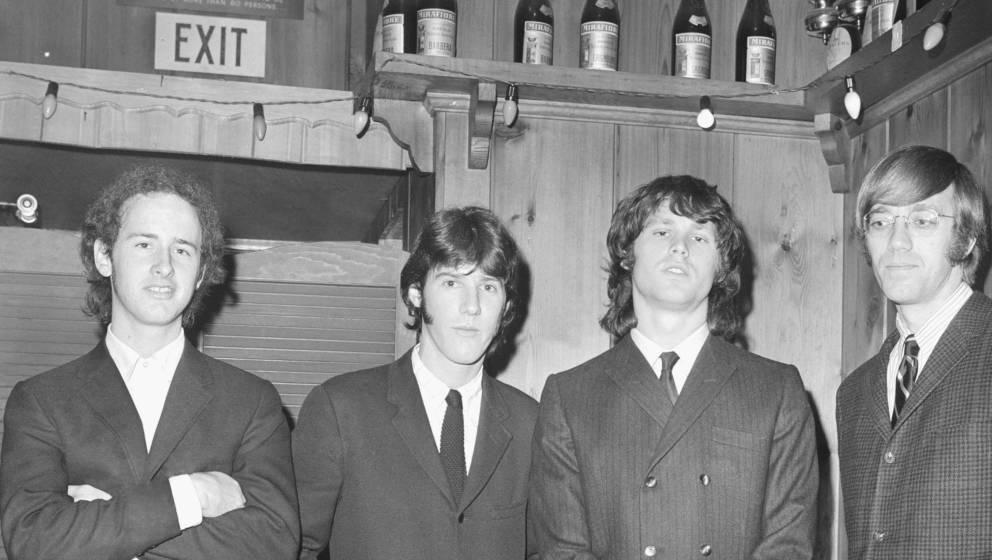 The Doors 1966 im Whisky A Go Go