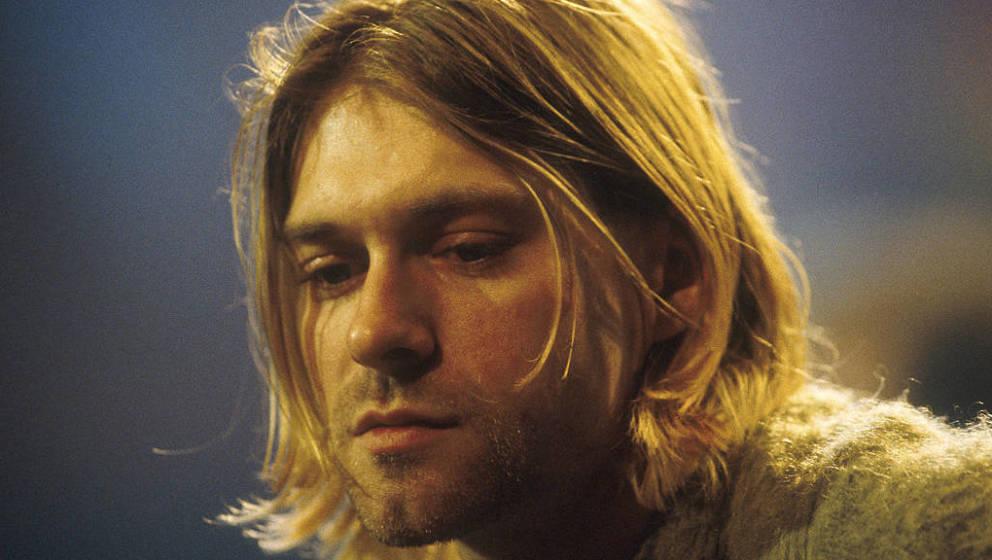 Kurt Cobains Haarpracht wird versteigert.
