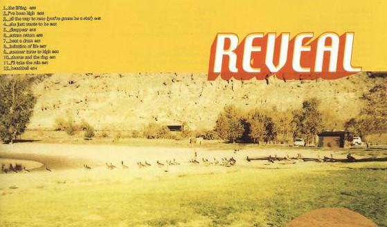 "Cover von ""Reveal"" von R.E.M."