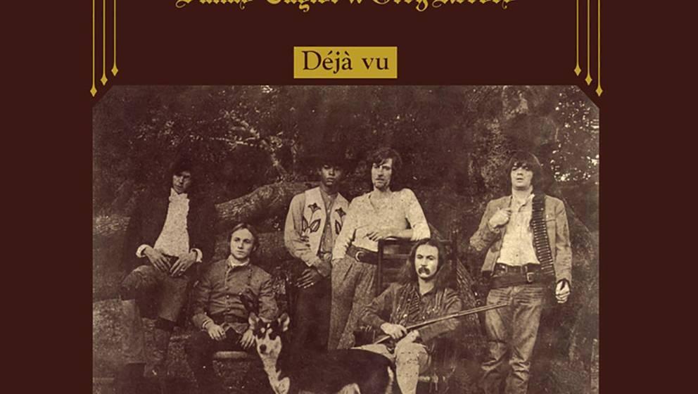 """Cover-Artwork von """"Deja Vu"""""""