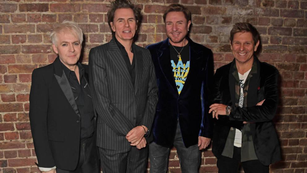 Duran Duran, 2019 in London, England.