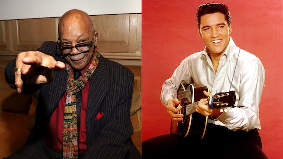 Quincy Jones verrät in einem  Interview, dass er nicht gerne mit Elvis Presley zusammengearbeitet hätte.