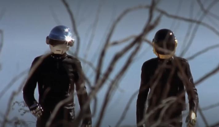 """Szene aus """"Daft Punk's Electroma"""""""