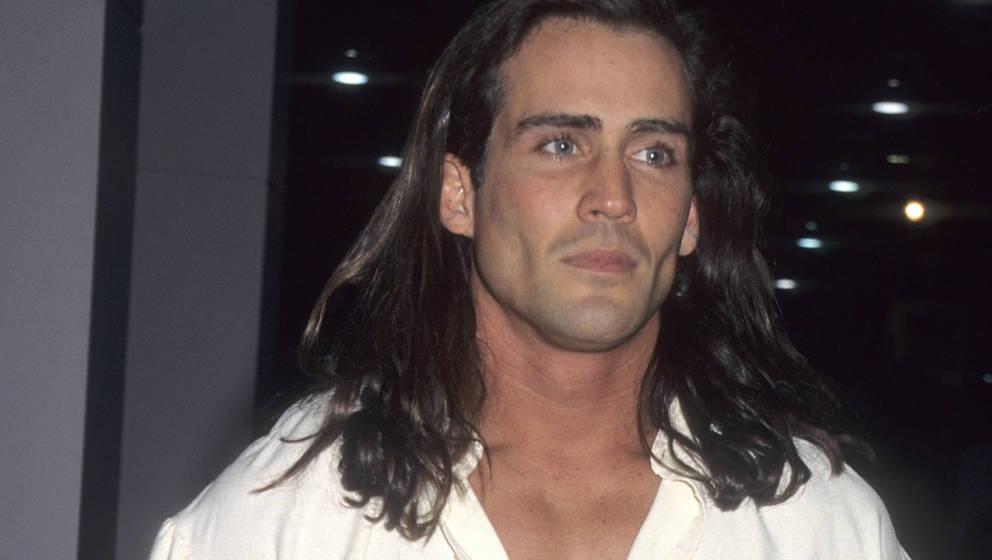 Joe Lara 1996 als Tarzan.