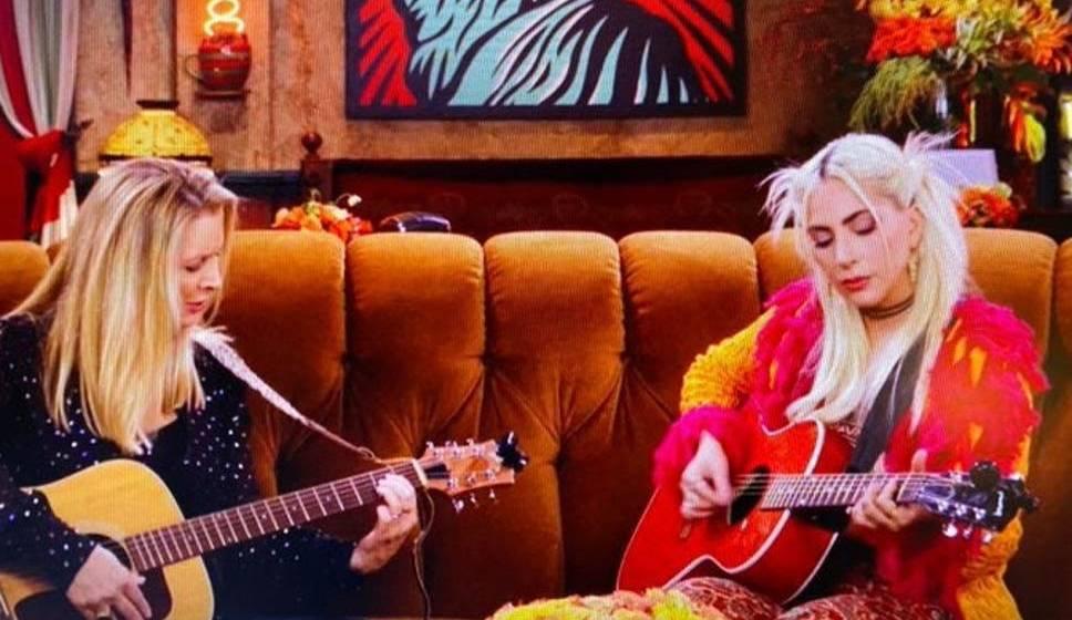 """Lady Gaga im """"Friends""""-Reunion-Special"""