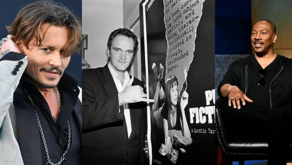 Johnny Depp und Eddie Murphy in Tarantinos Kult-Gangsterfilm?
