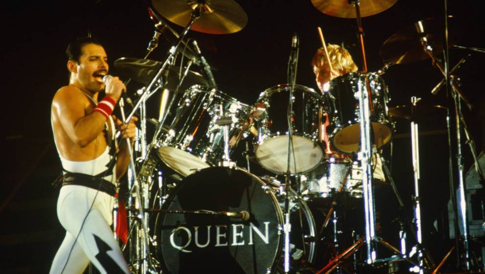 Queen-Power: Freddie Mercury und Roger Taylor