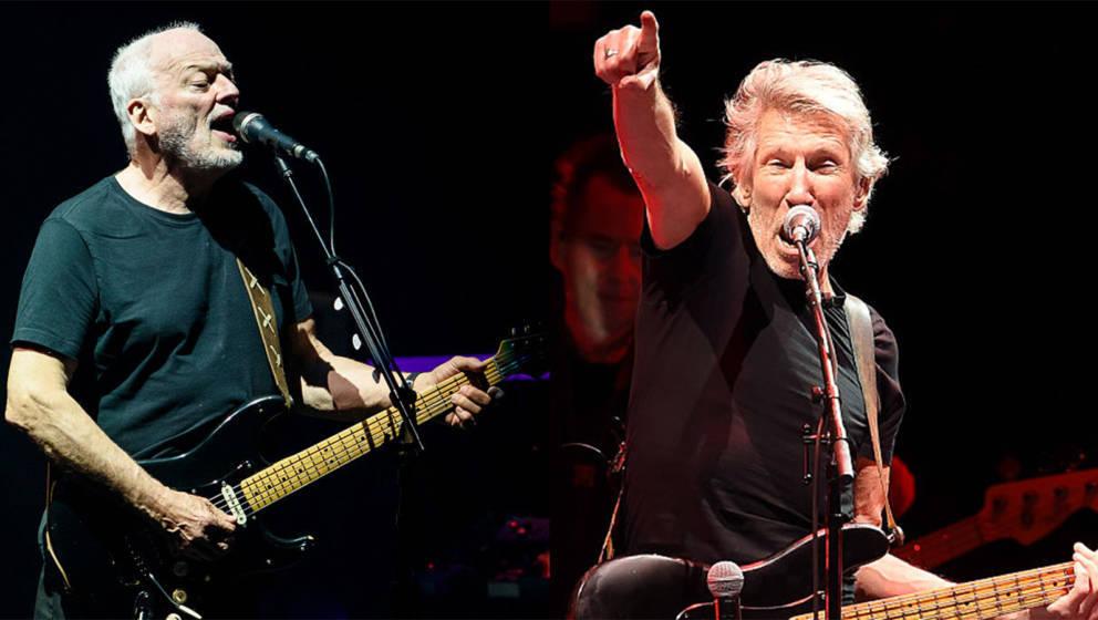 David Gilmours und Roger Waters Streit geht weiter.