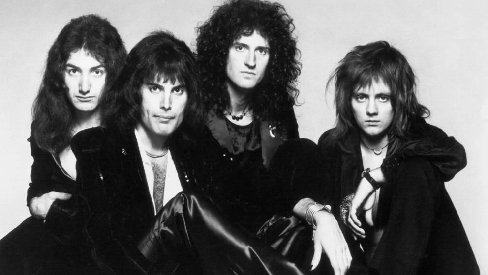 Queen im Jahr 1970.