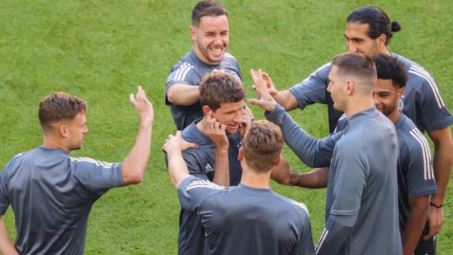Playlist der DFB-Elf: Das hören die Nationalspieler