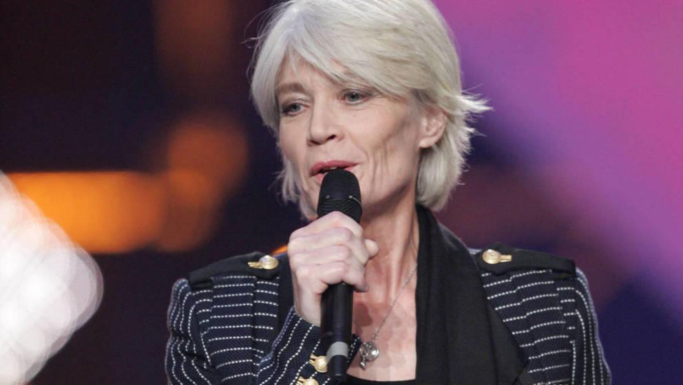 Francoise Hardy.