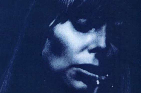 """Empfindsam: Joni Mitchell und das Cover zu """"Blue"""""""