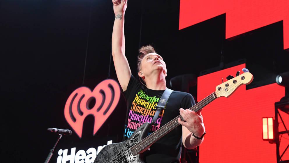Mark Hoppus von Blink-182.