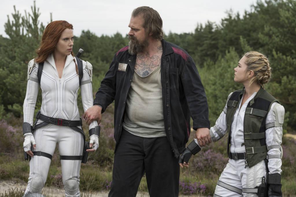 """Black Widow"""": Feminismus, Sexismus und Familientragödie – Marvel wird mutig  (Kritik & Stream) - Rolling Stone"""