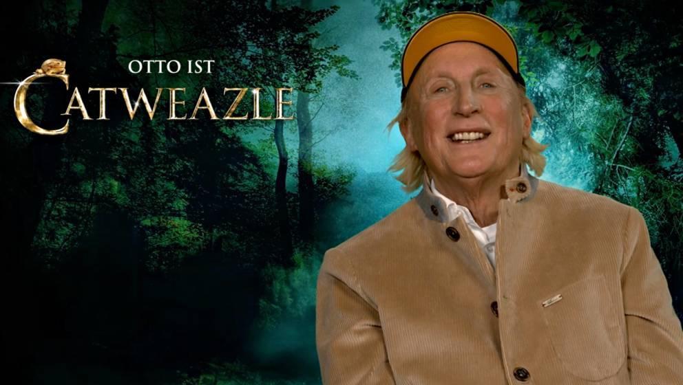 Otto Waalkes als Catweazle