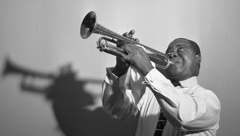 Louis Armstrong 1954